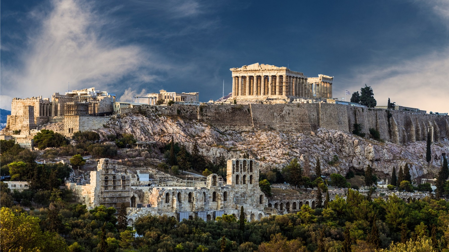 Acropolis - Things To Do In Athens