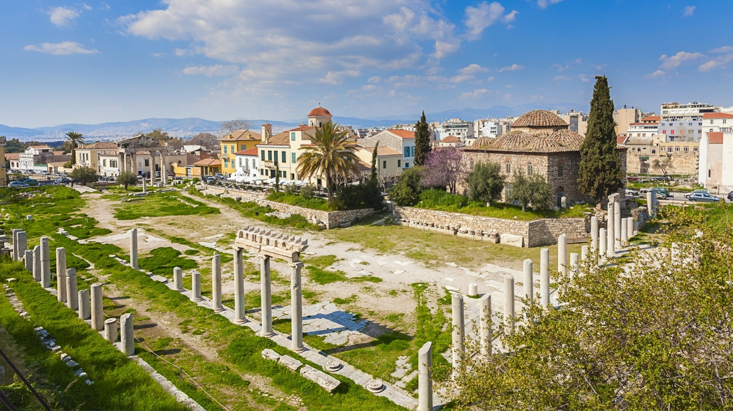 Agora of Athens - Things To Do In Athens
