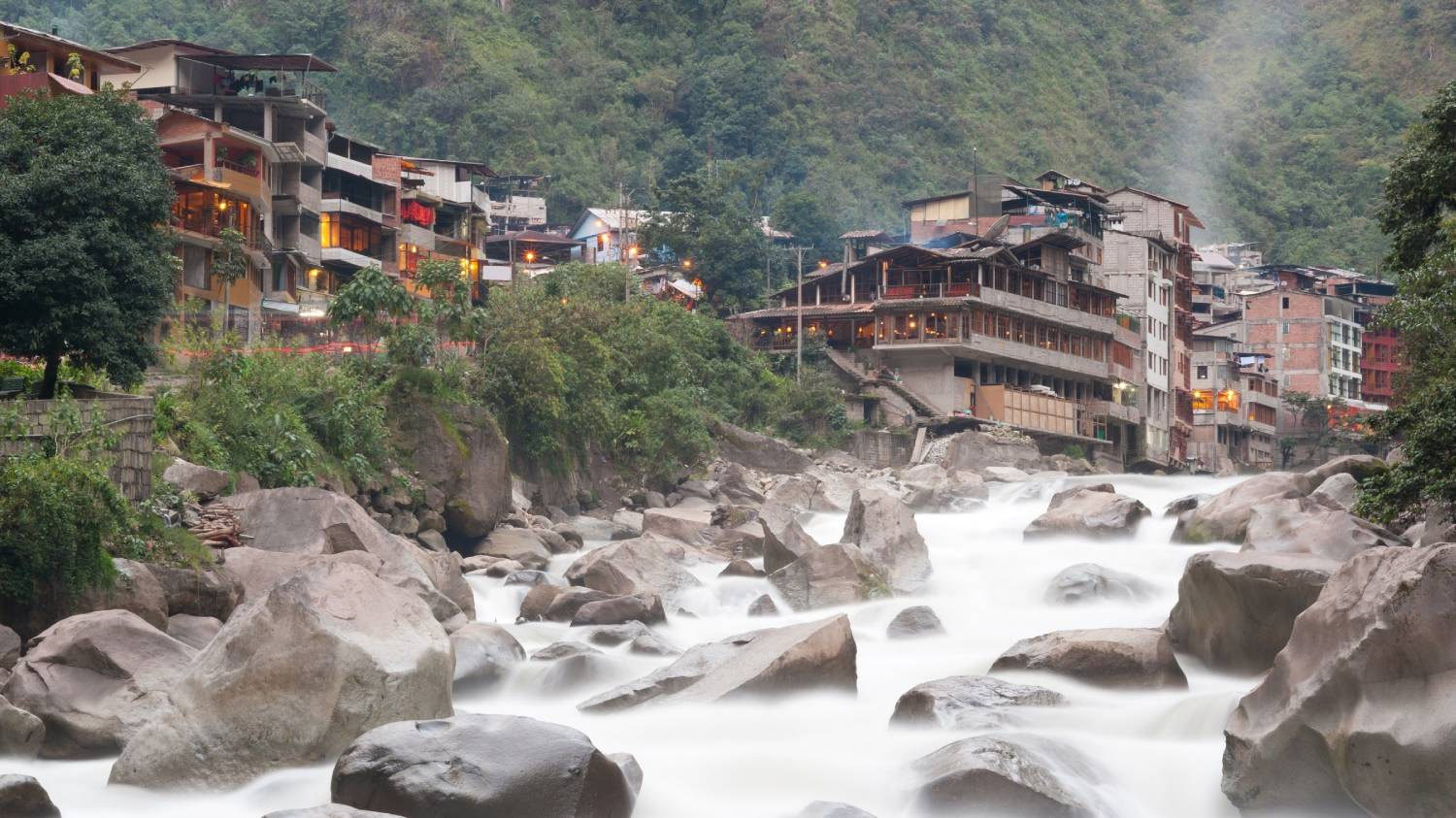 Aguas Calientes - The Best Places To Visit In Peru