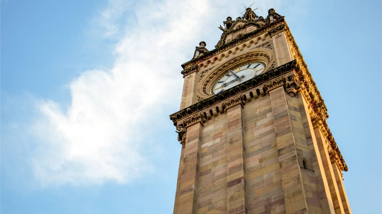 Albert Memorial Clock Tower - Things To Do In Belfast