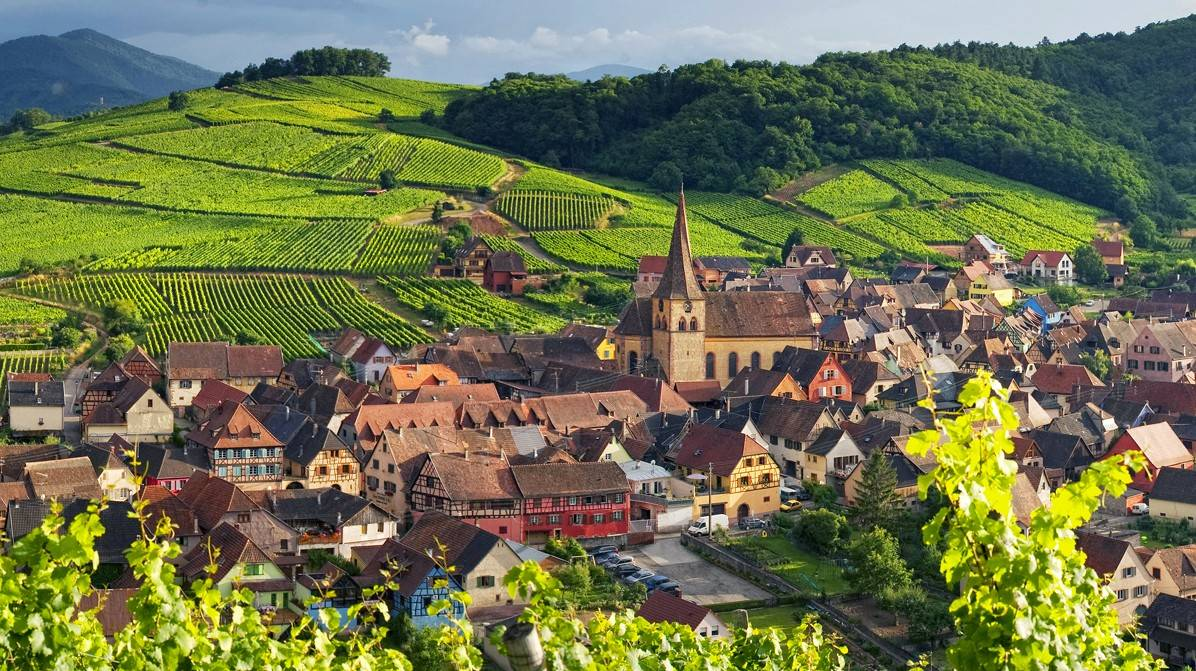 Alsace - The Best Places To Visit In France