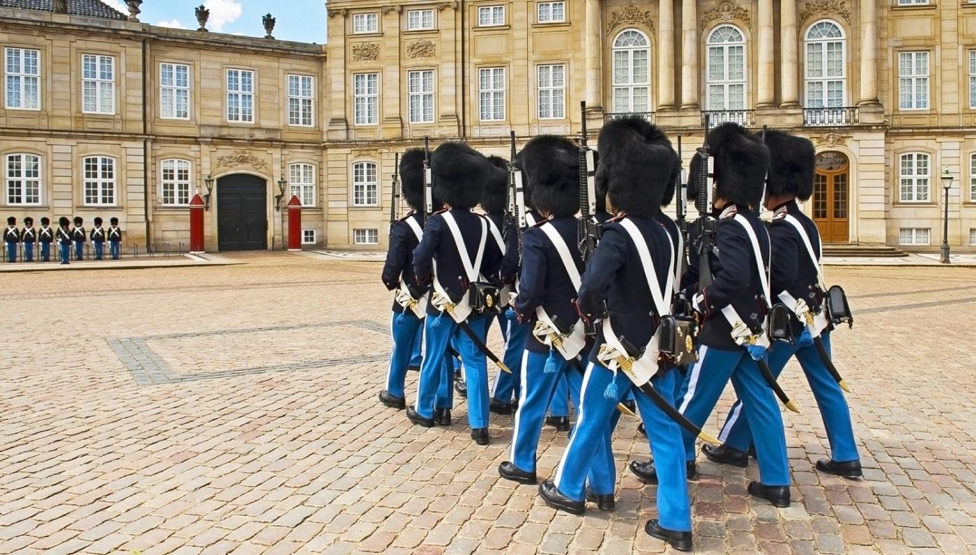 Amalienborg Palace - Things To Do In Copenhagen