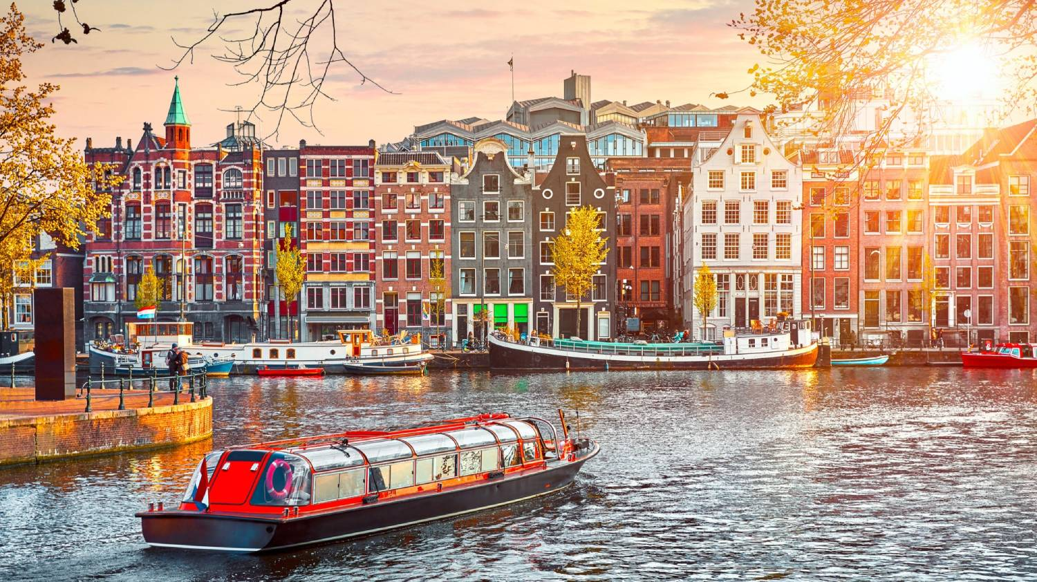 Amstel River - Things To Do In Amsterdam