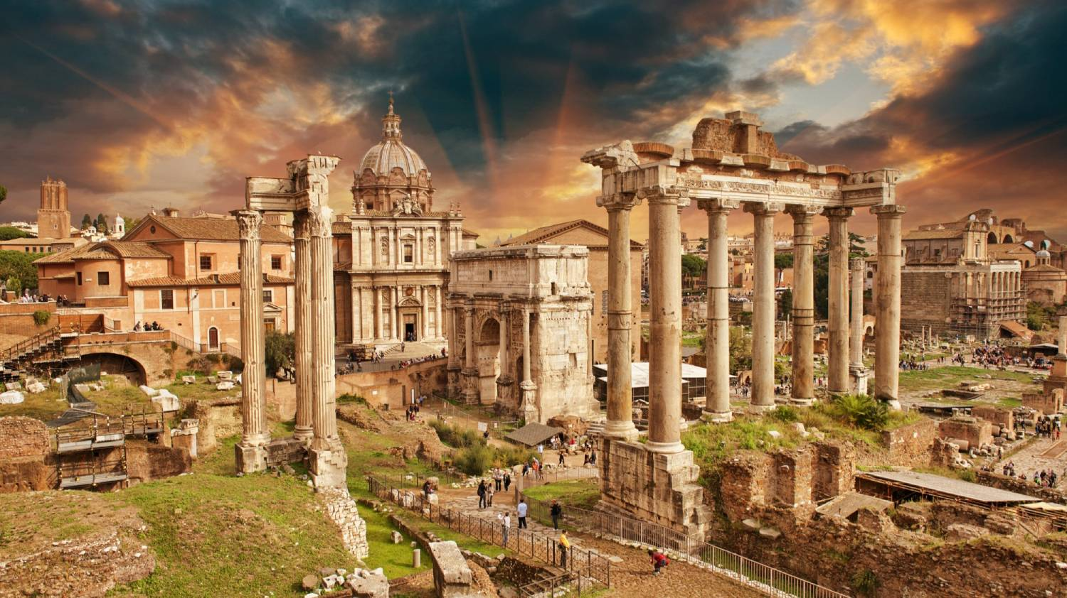 Ancient Rome - Things To Do In Rome