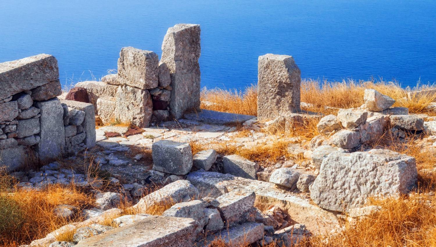 Ancient Thira - Things To Do In Santorini