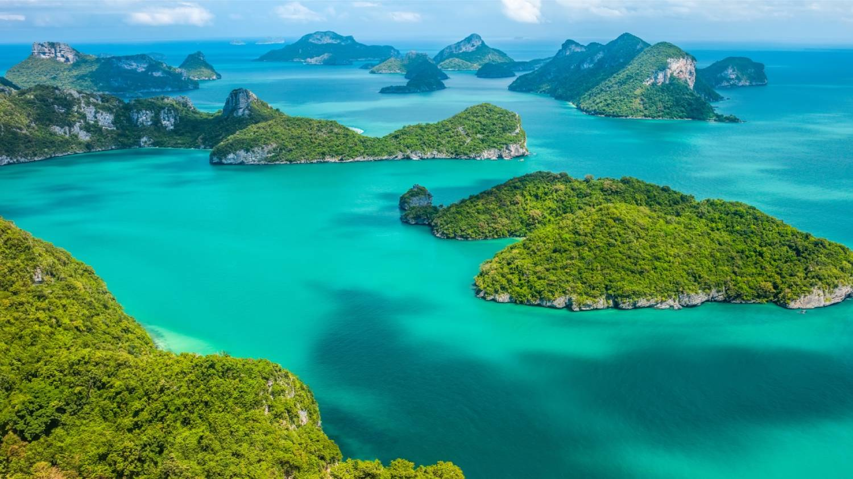 Ang Thong National Marine Park - Things To Do In Koh Samui