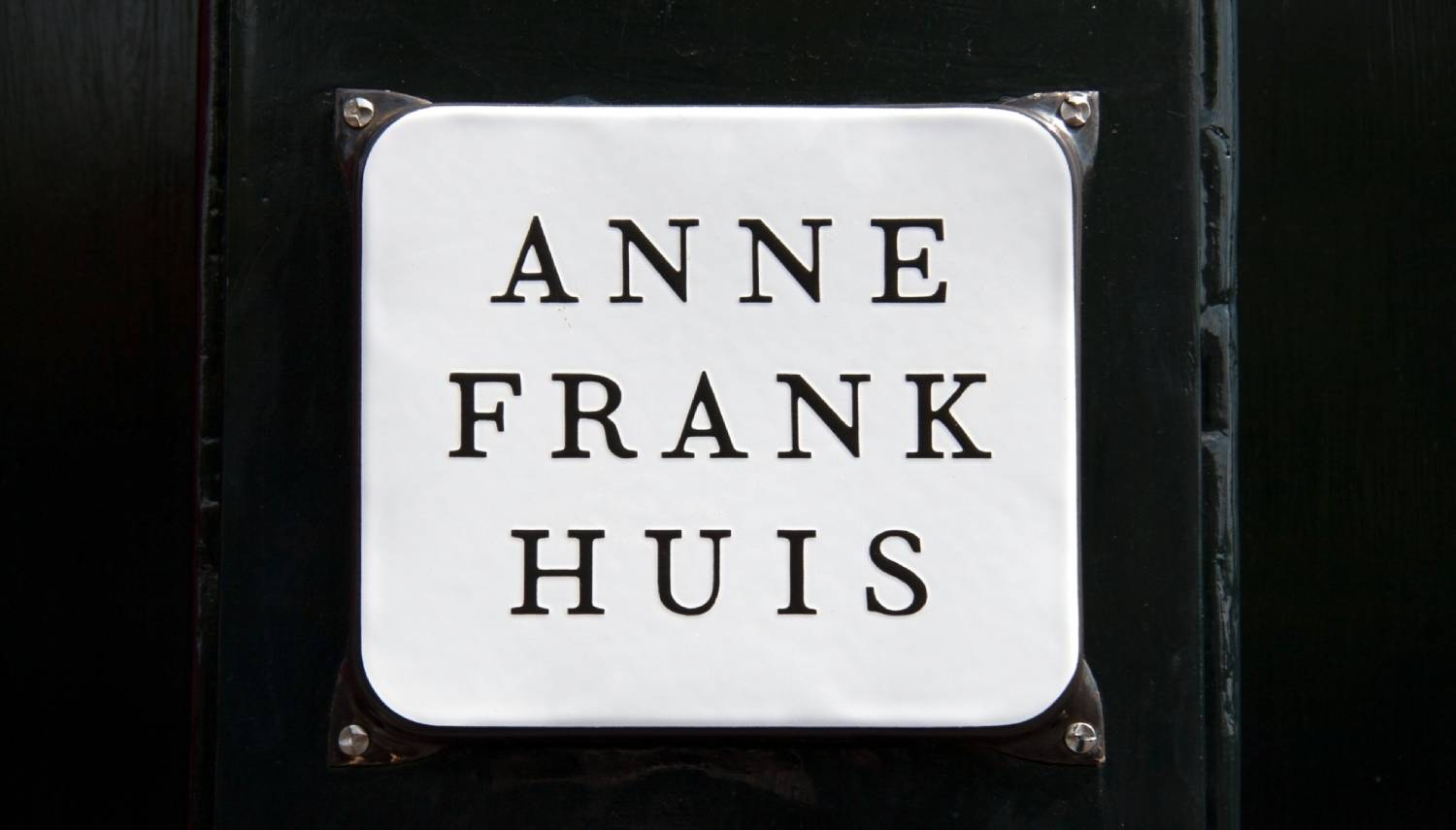 Anne Frank House (Anne Frank Huis) - Things To Do In Amsterdam