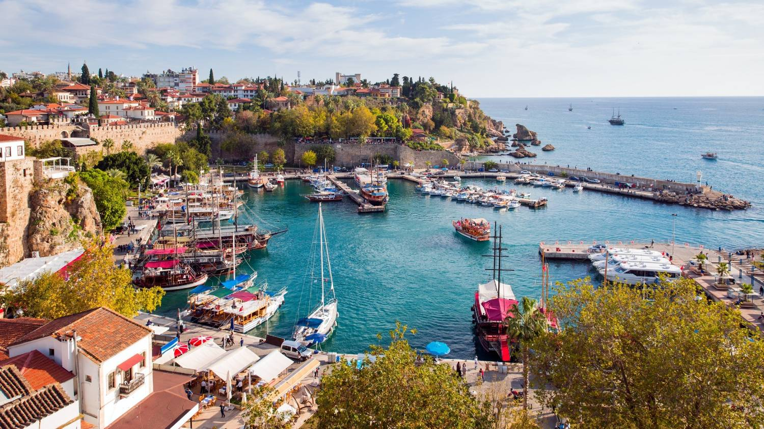 Antalya - The Best Places To Visit In Turkey