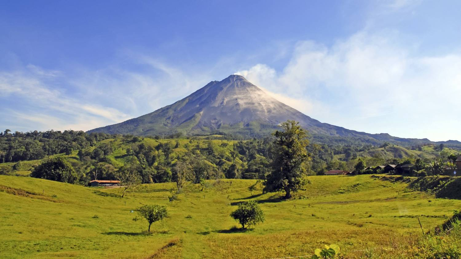Arenal Volcano National Park - The Best Places To Visit In Costa Rica