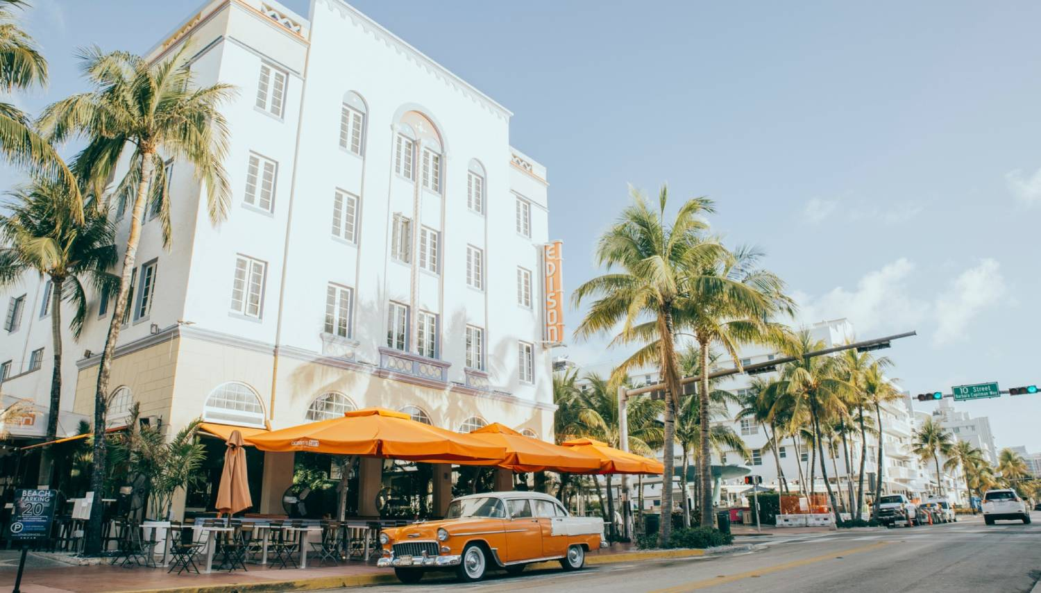 Art Deco Historic District - Things To Do In Miami