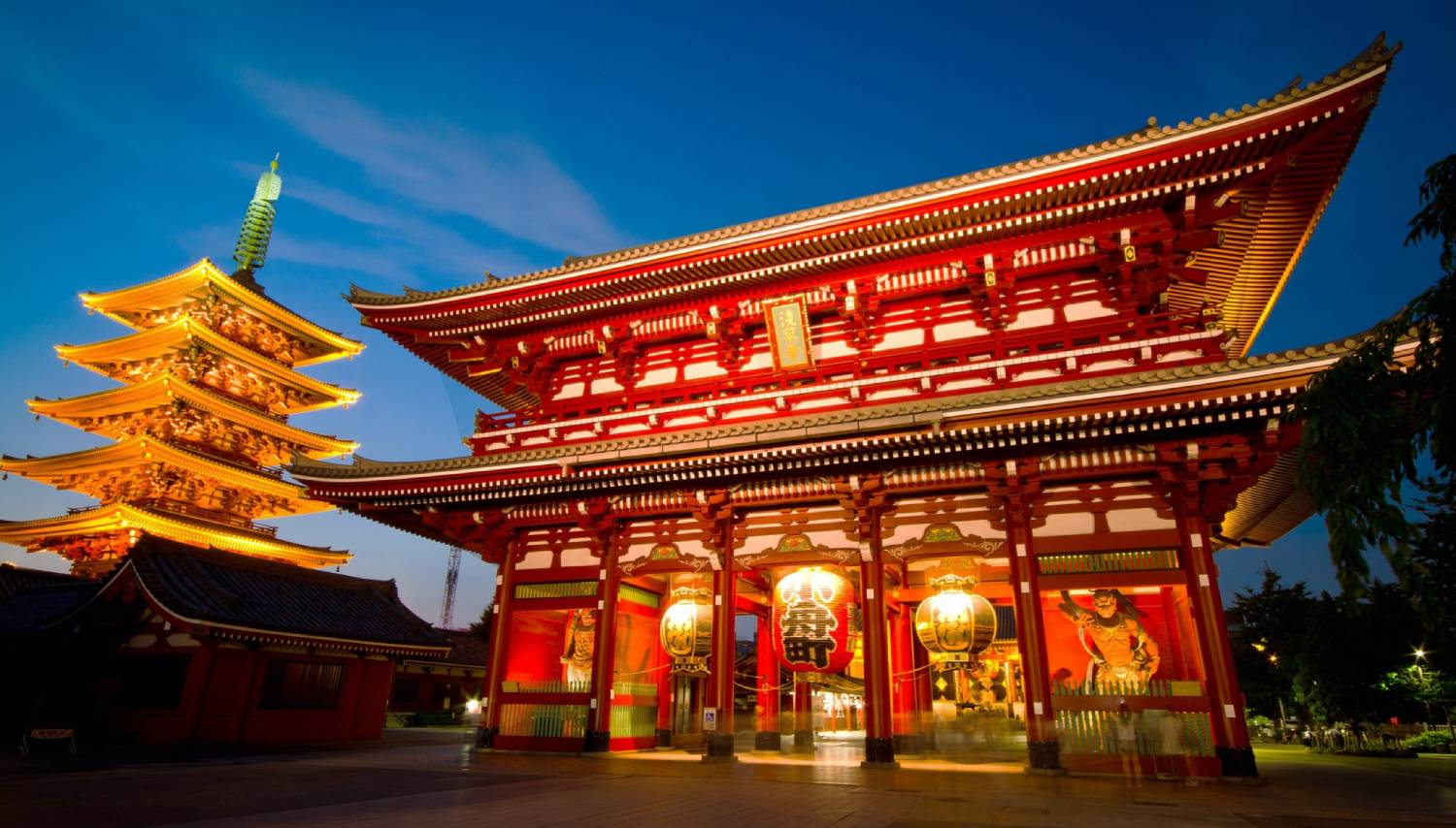 Asakusa Temple - Things To Do In Tokyo