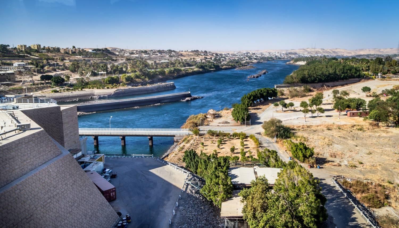 Aswan High Dam - Things To Do In Aswan