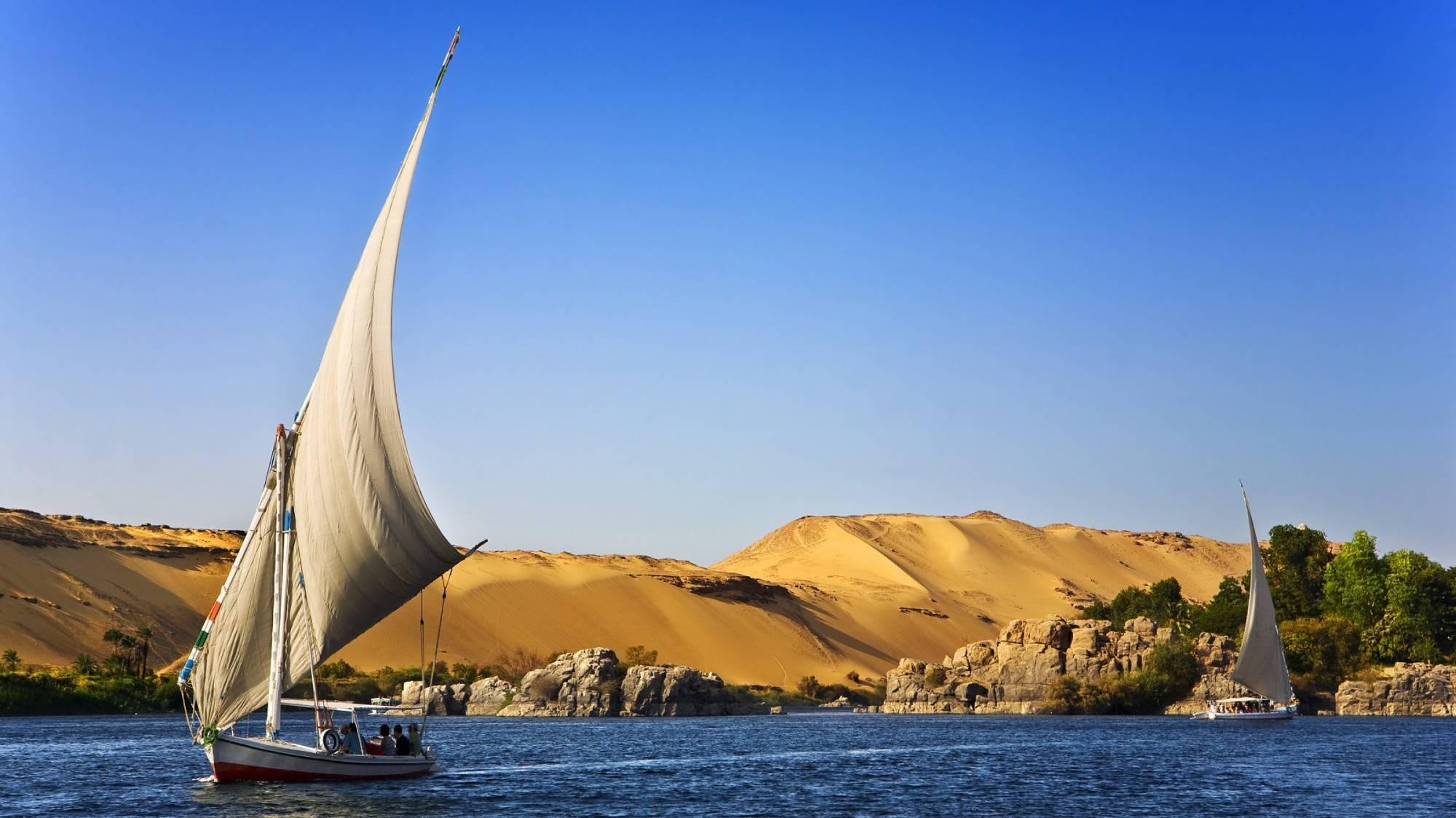 Aswan - Travel Blog