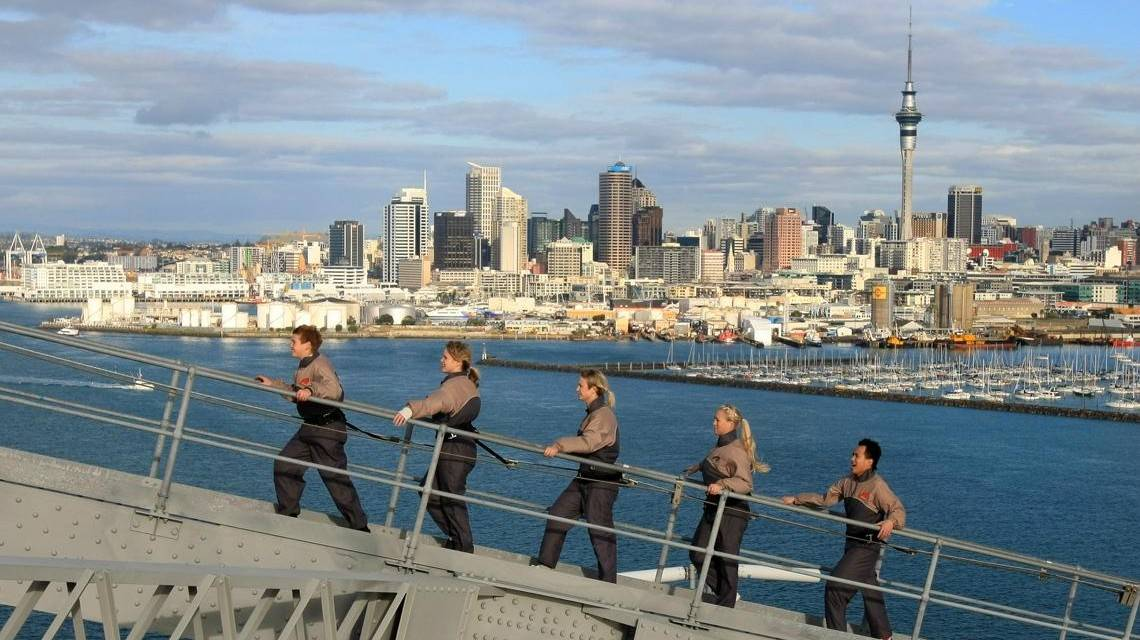 Auckland Harbour Bridge Climb - Things To Do In Auckland