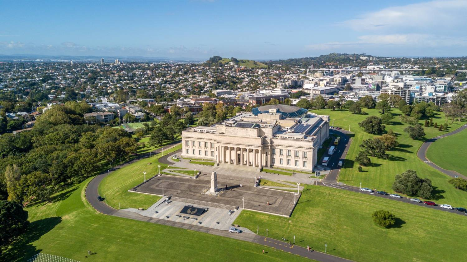 Auckland Museum and Institute - Things To Do In Auckland