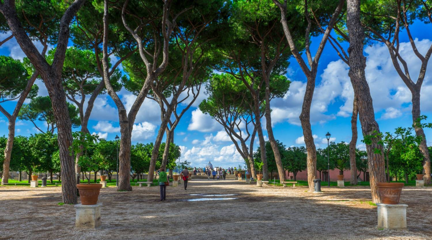 Aventine Hill - Things To Do In Rome