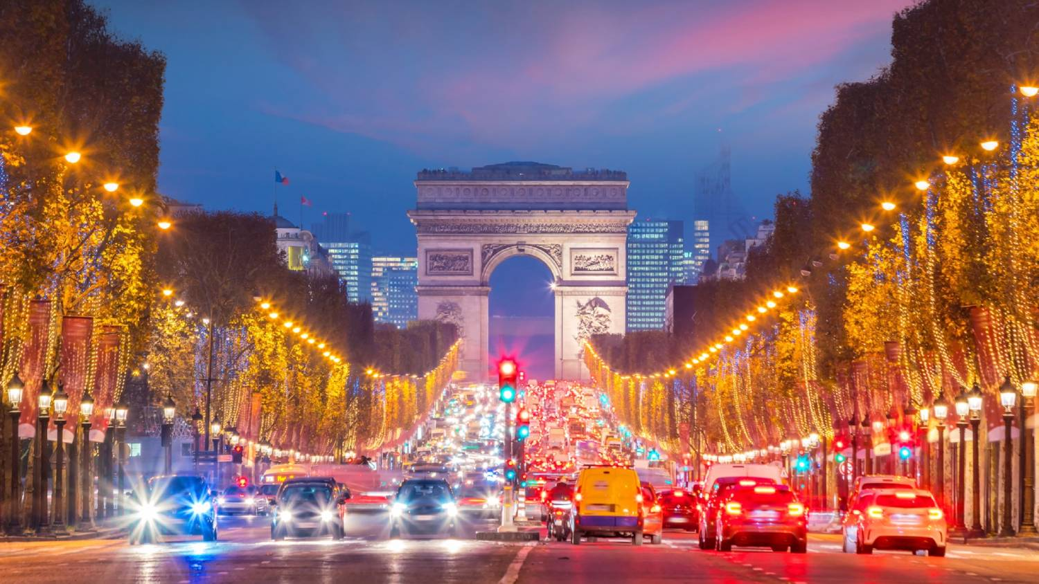 Avenue des Champs-Elysees - Things To Do In Paris