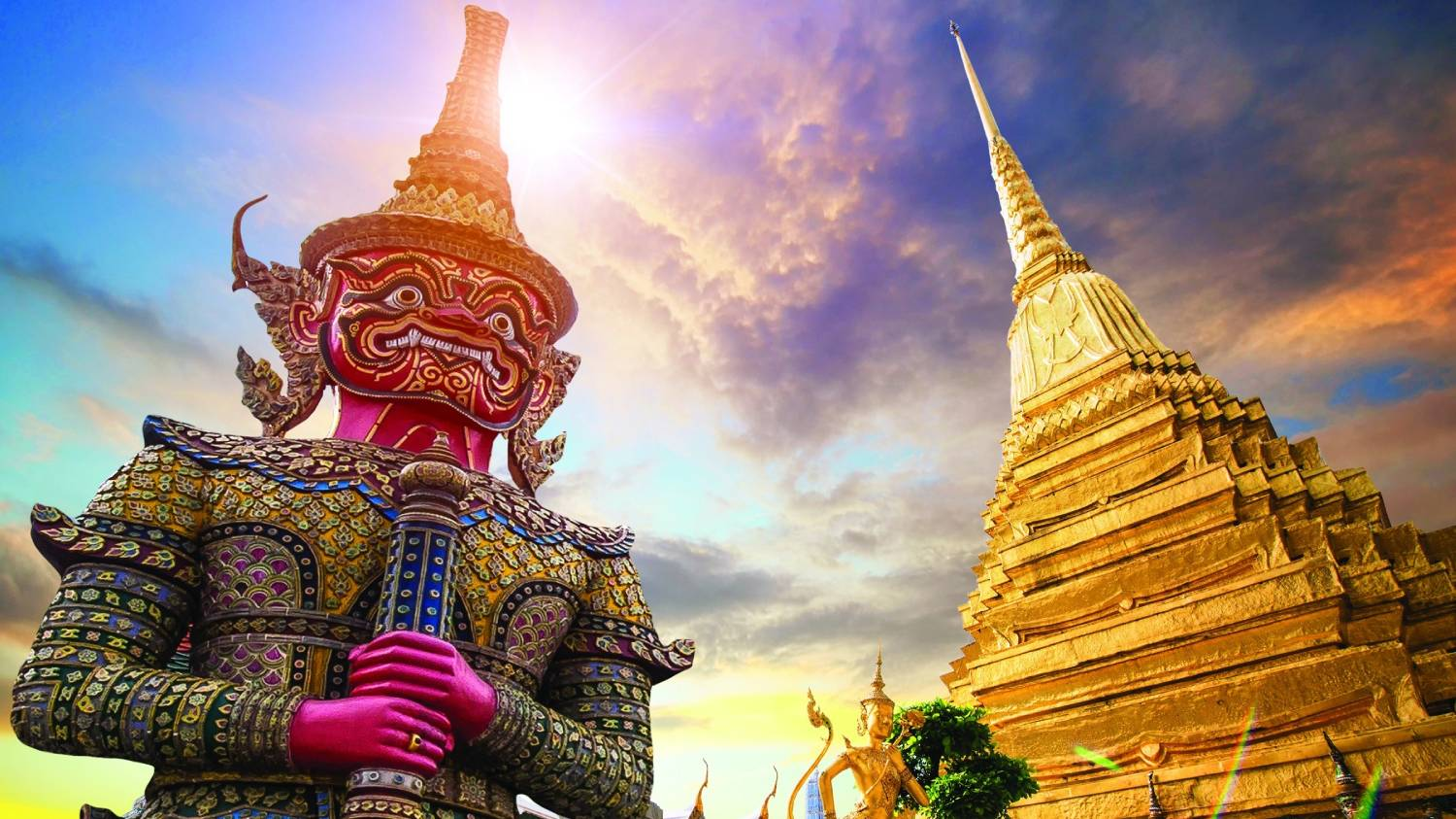 Bangkok - The Best Places To Visit In Thailand
