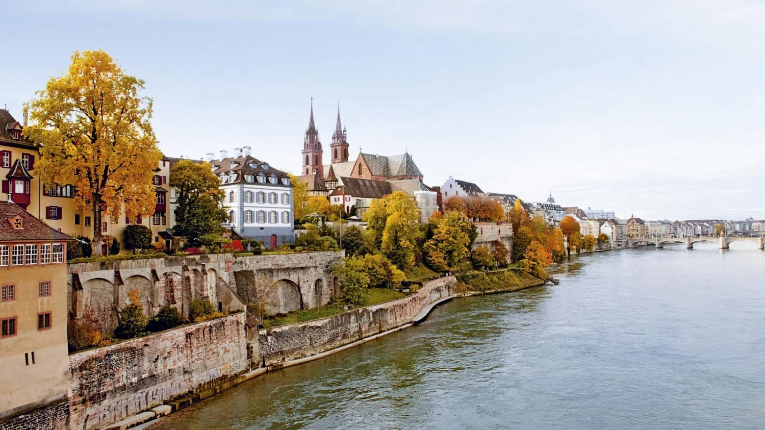 Basel - The Best Places To Visit In Switzerland