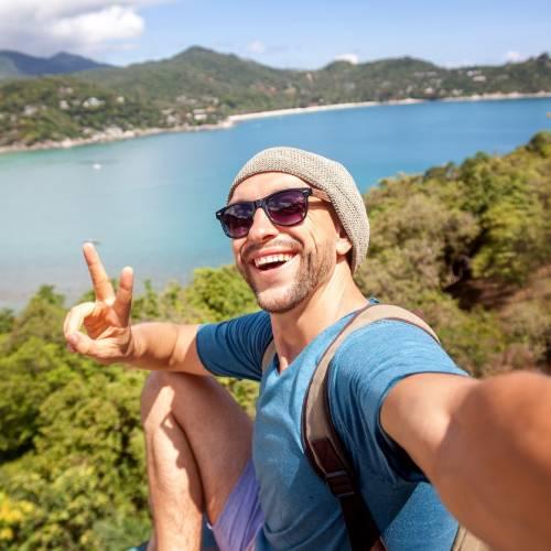 Basil - Travel Blogger