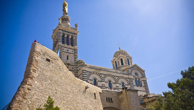 Basilique Notre Dame de la Garde - Things To Do In Marseille