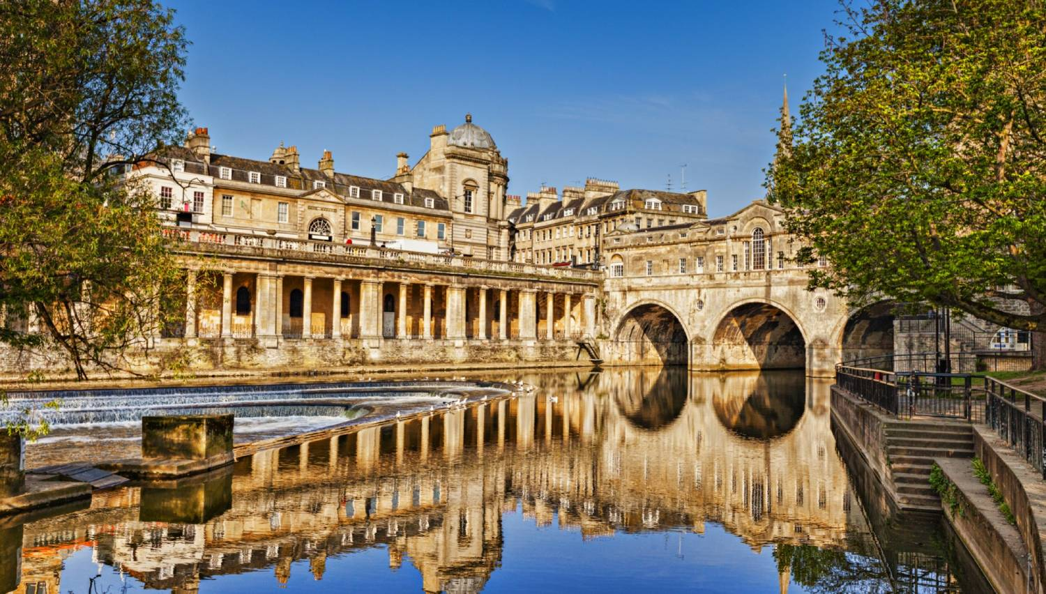 Bath - The Best Places To Visit In England
