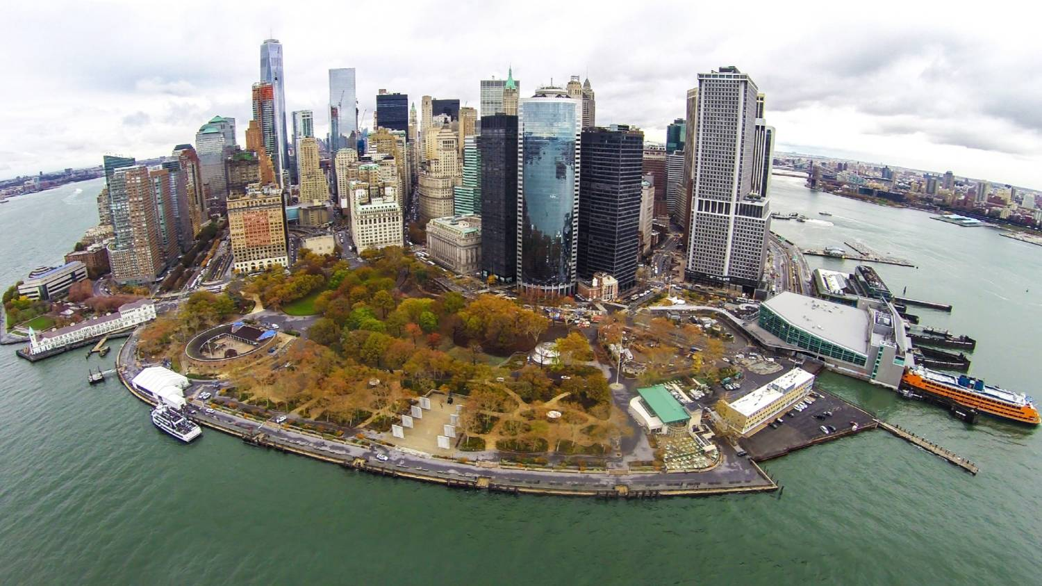 Battery Park - Things To Do In New York City