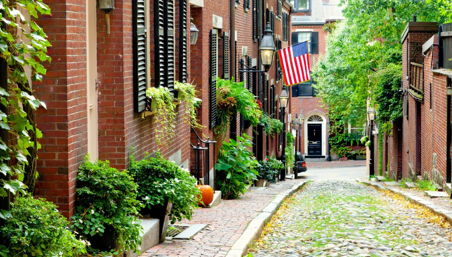 Beacon Hill - Things To Do In Boston