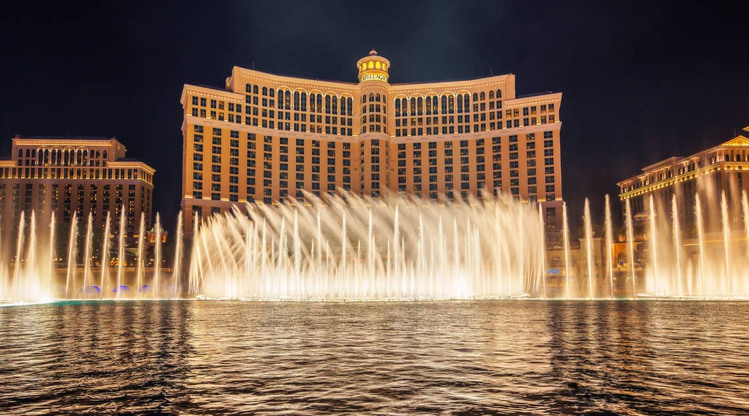 Bellagio Fountains - Things To Do In Las Vegas