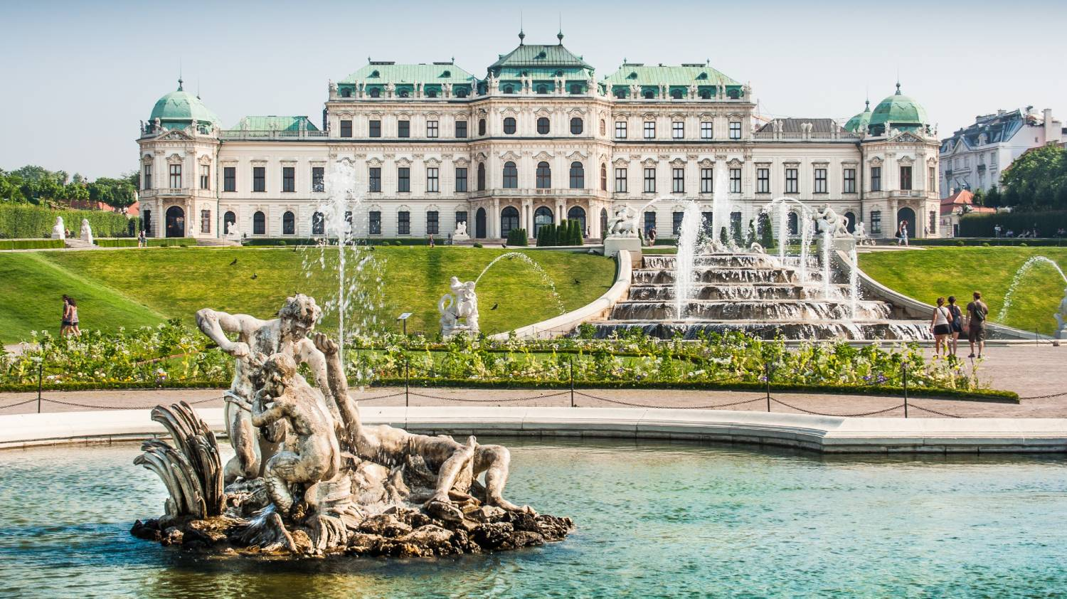 Belvedere Palace (Schloss Belvedere) - Things To Do In Vienna