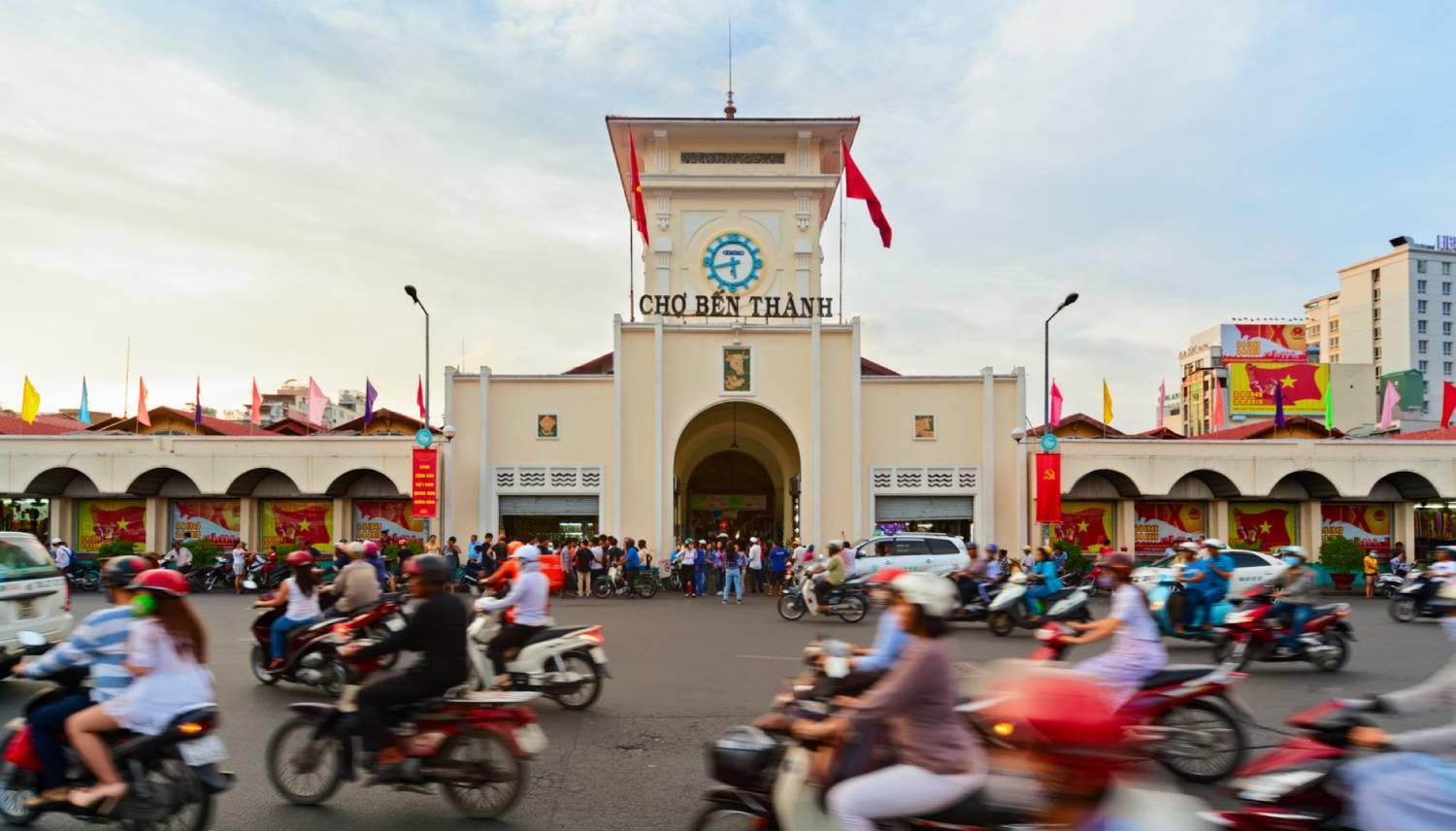 Ben Thanh Market - Things To Do In Ho Chi Minh City