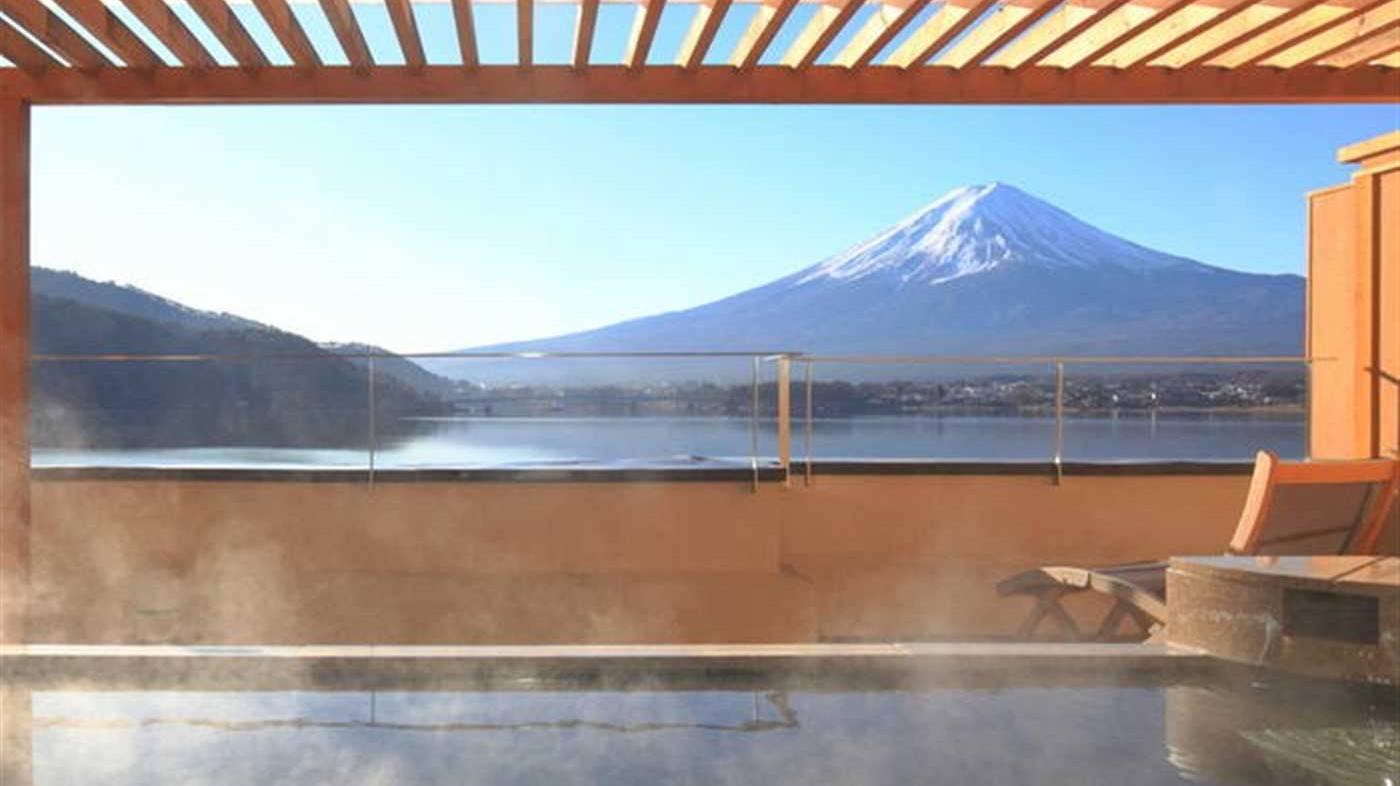 Beni Fuji no Yu Onsen - Things To Do In Tokyo