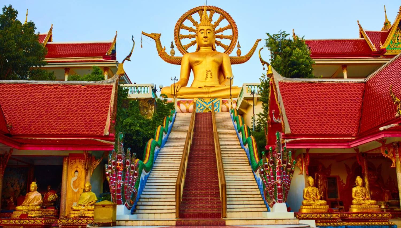 Big Buddha Temple (Wat Phra Yai) - Things To Do In Koh Samui