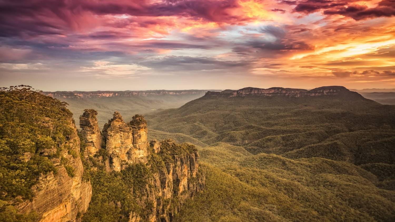 The Blue Mountains - The Best Places To Visit In Australia