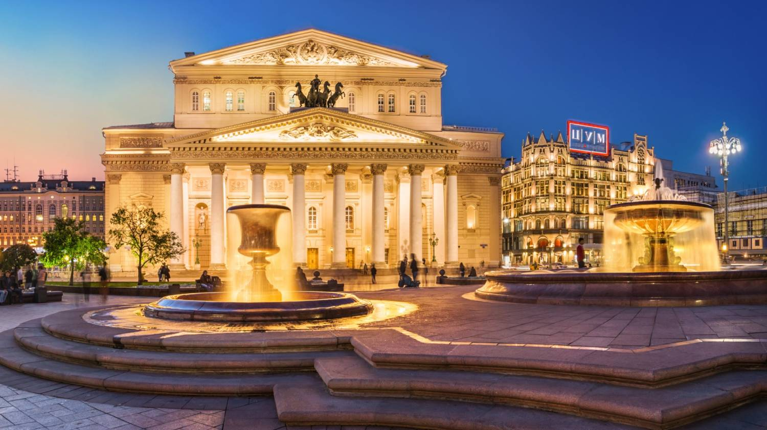 Bolshoi Theatre - Things To Do In Moscow