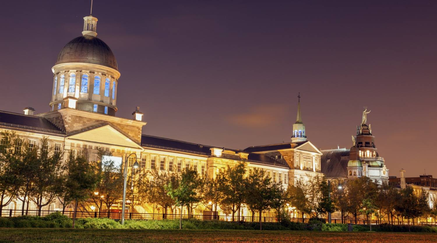 Bonsecours Market - Things To Do In Montreal