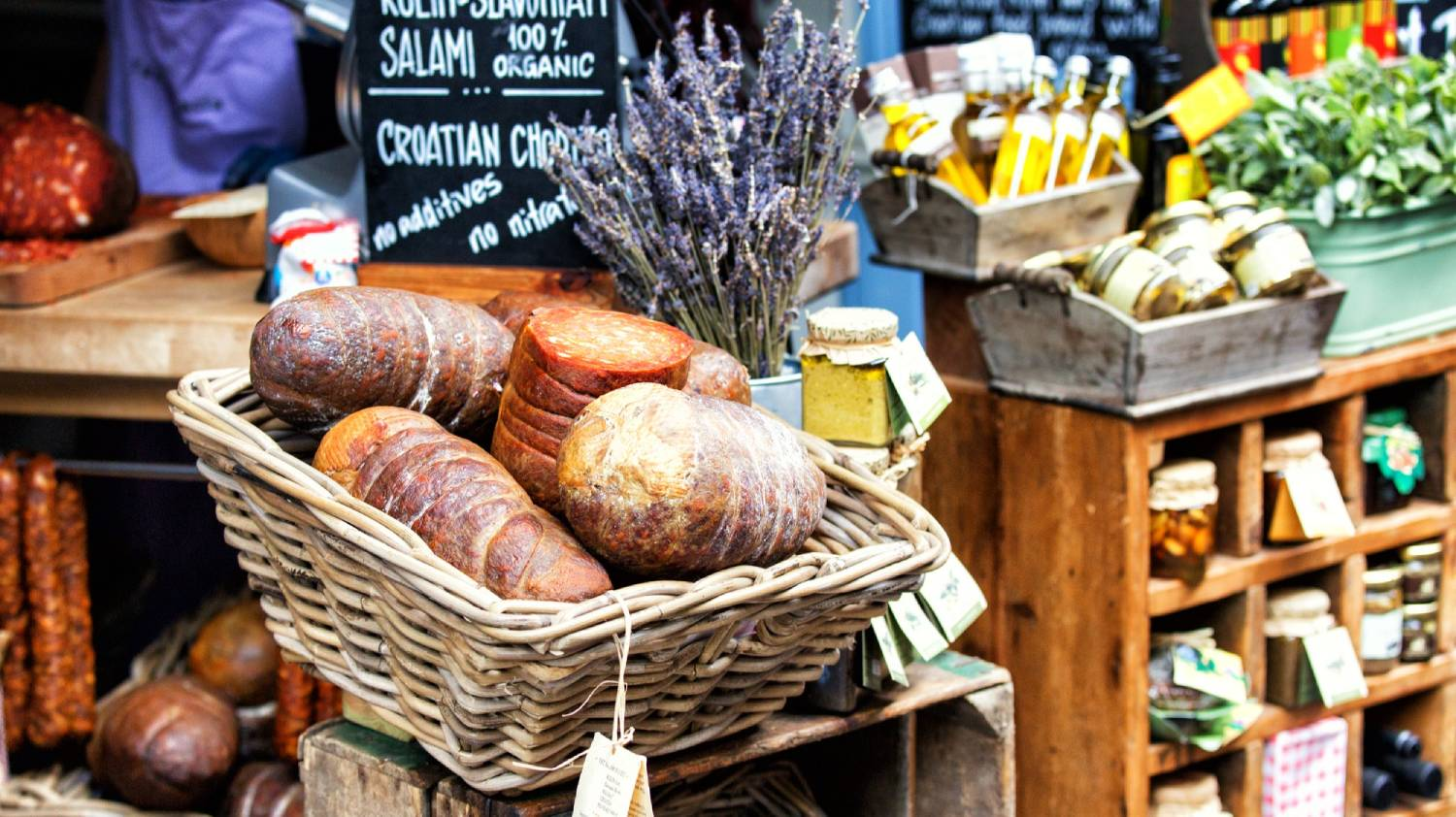 Borough Market - Things To Do In London