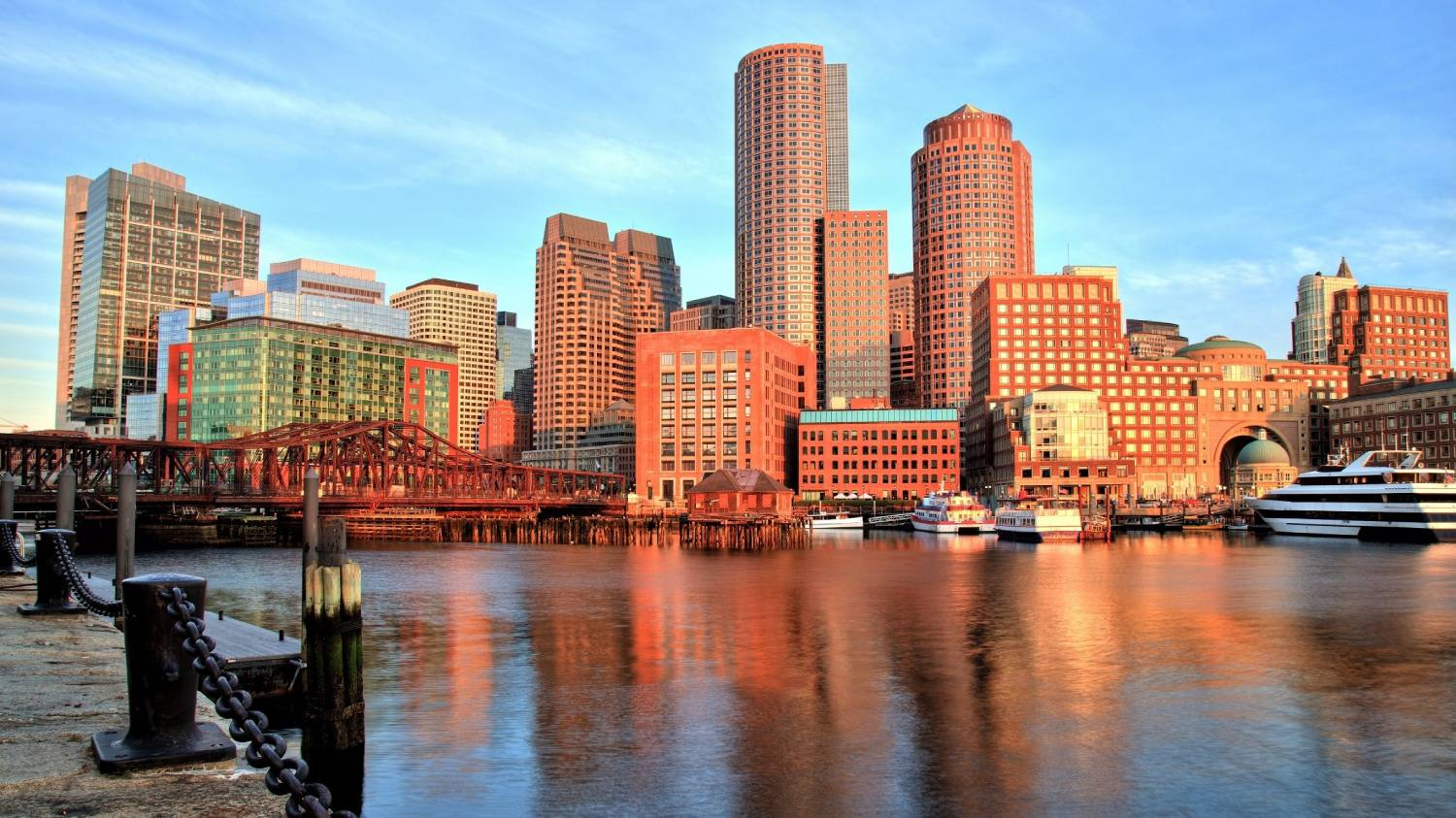 Boston - The Best Places To Visit In The United States Of America
