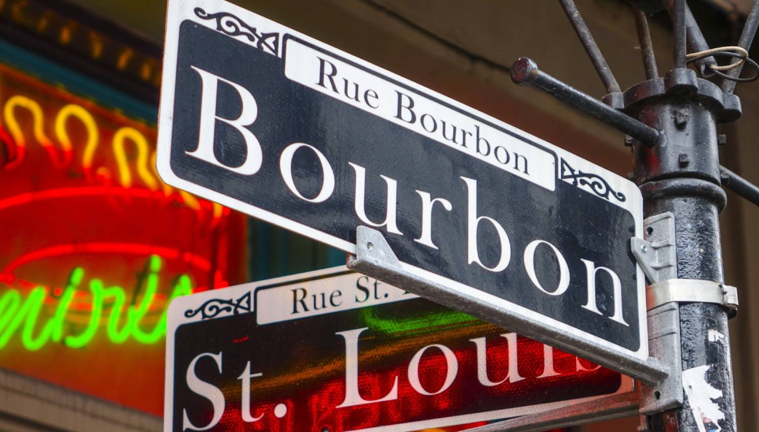 Bourbon Street - Things To Do In New Orleans