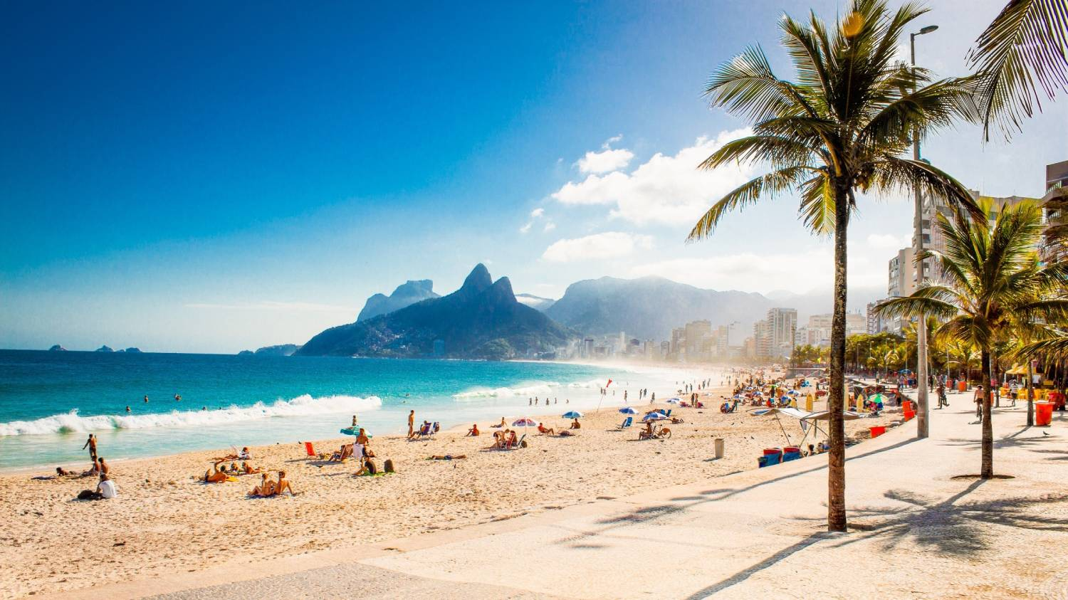 Brazil - The Best Countries To Visit In South America