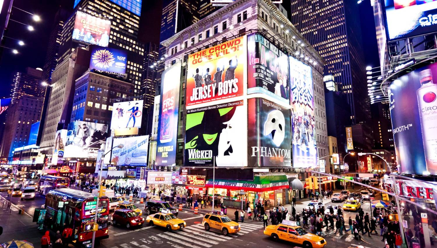 Broadway - Things To Do In New York City