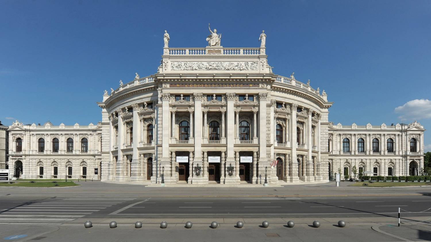 Burgtheater - Things To Do In Vienna