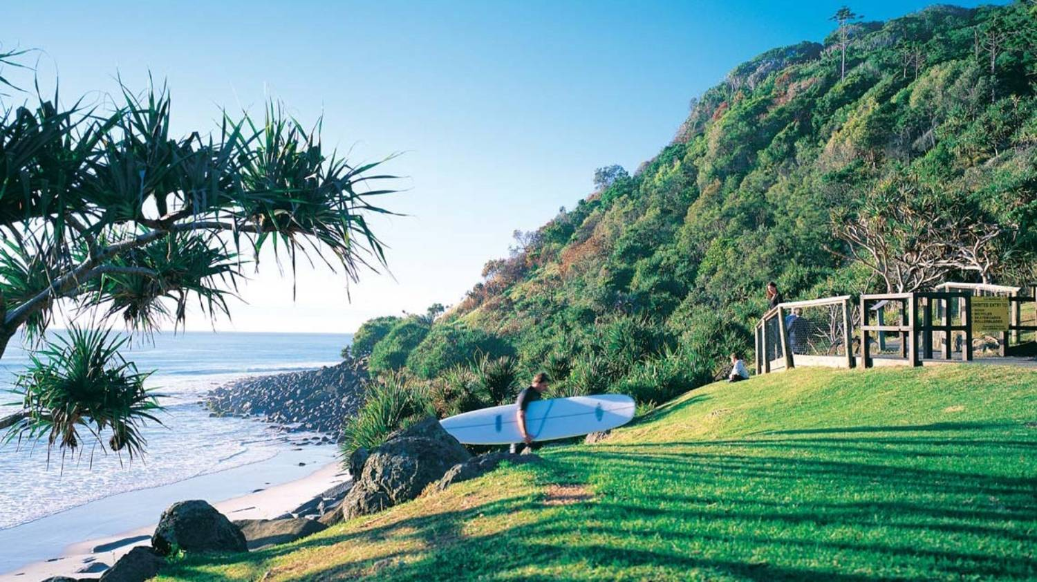 Burleigh Heads - Things To Do On The Gold Coast