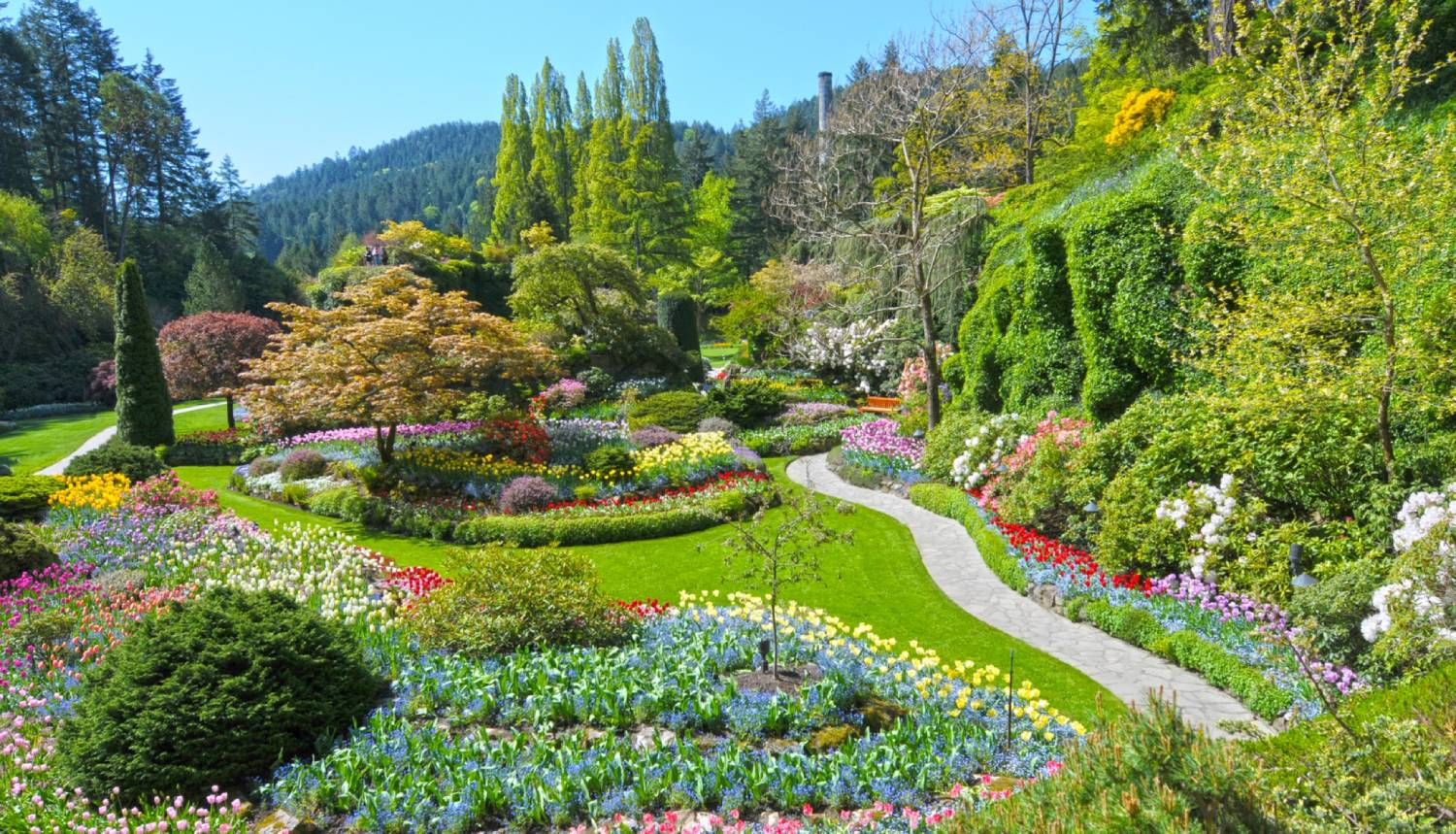 Butchart Gardens - Things To Do In Vancouver