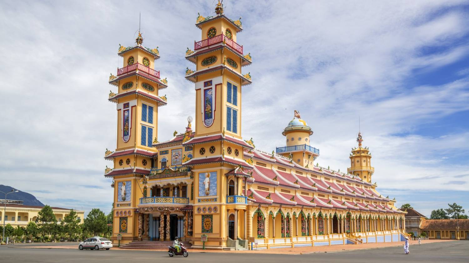 Cao Dai Temple - Things To Do In Ho Chi Minh City