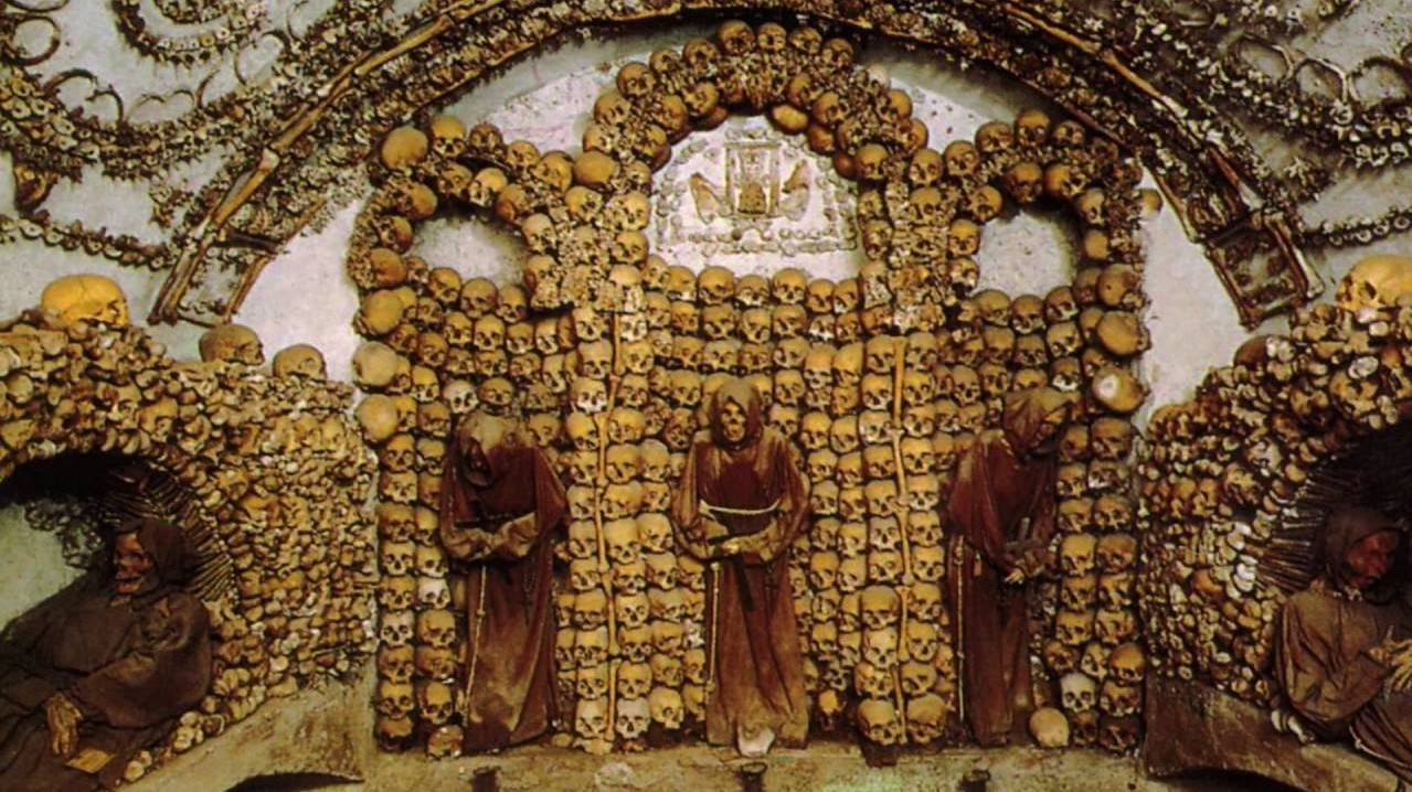 Capuchin Crypt - Things To Do In Rome