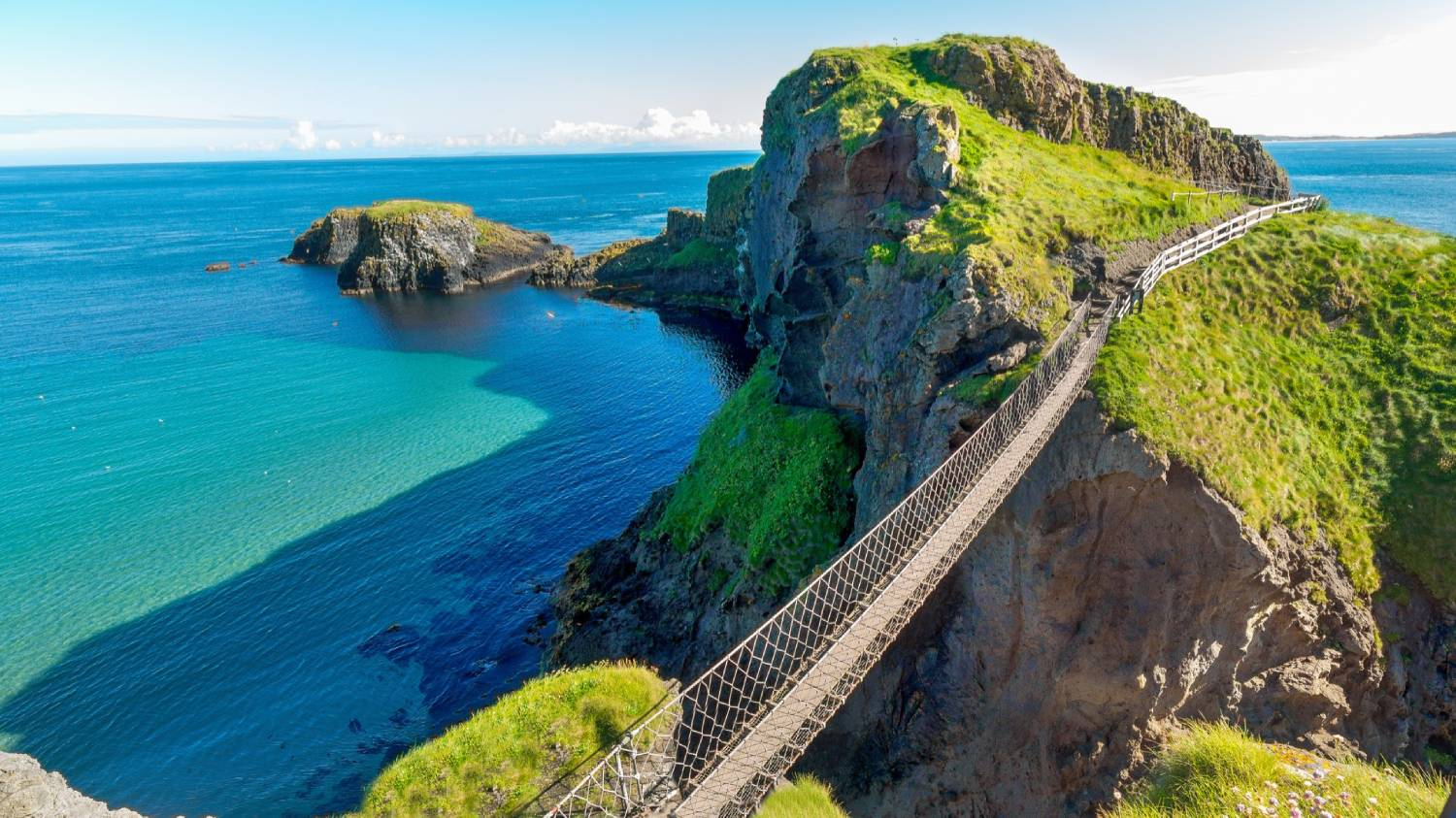 Carrick-a-Rede Rope Bridge - Things To Do In Belfast