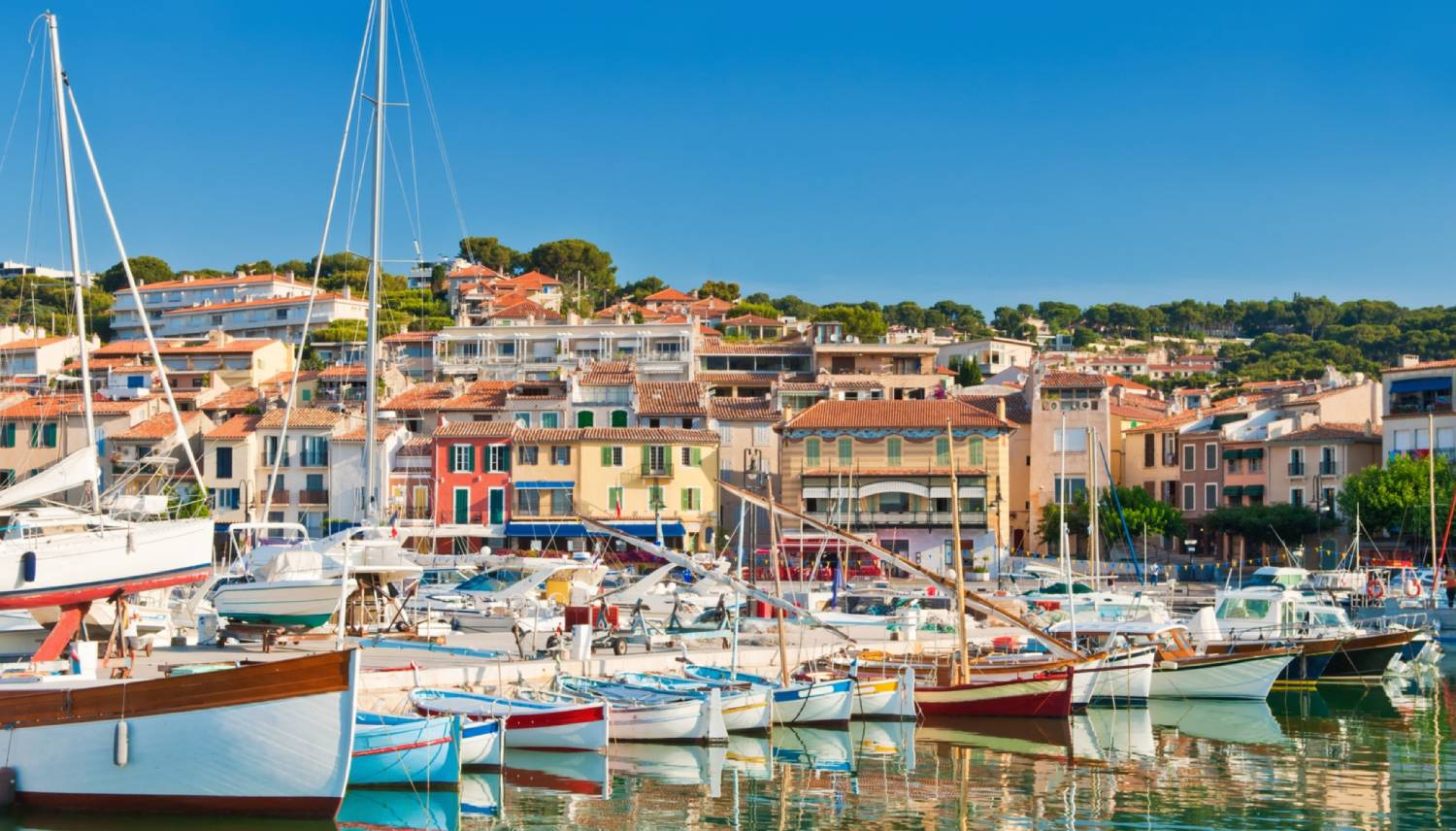 Cassis - The Best Places To Visit In France