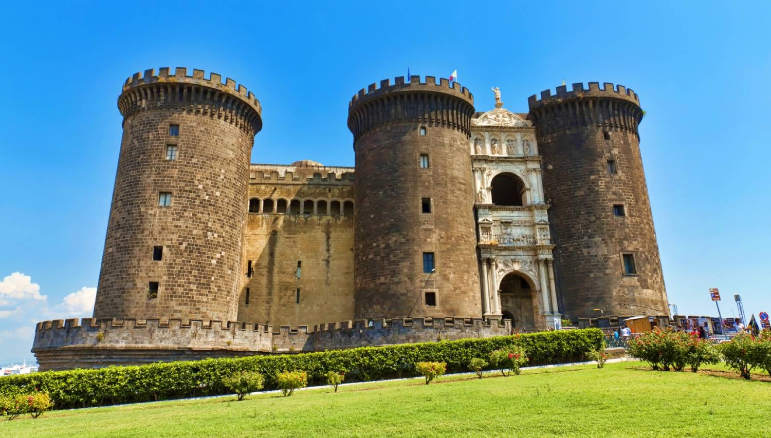 Castel Nuovo (Maschio Angioino) - Things To Do In Naples