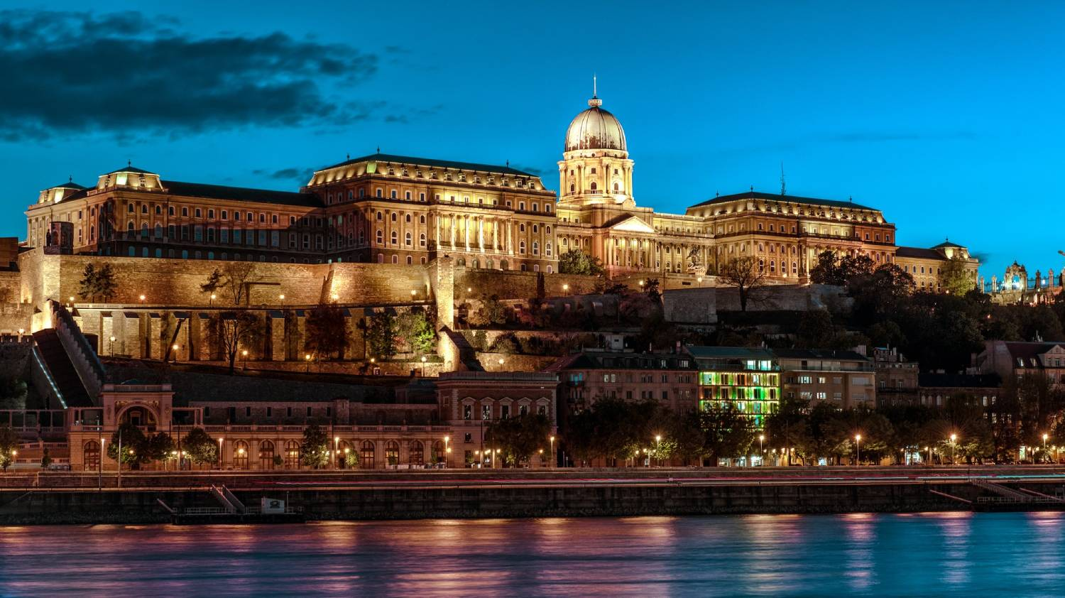 Castle Hill (Varhegy) - Things To Do In Budapest